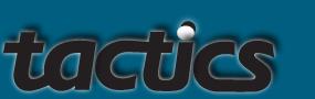Logo Tactics Magazine