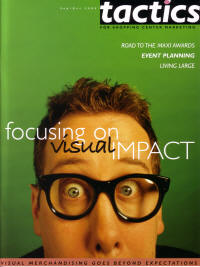 Focusing on Visual Impact