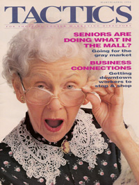 Seniors Are Doing What in the Mall?