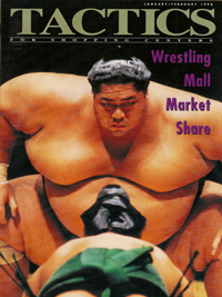 Wrestling Mall Market Share