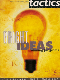 Bright Ideas, Winning Programs