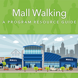 CDC Releases Mall-Walking Guide