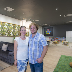 Celebrity Designers Create All-New Parents' Room for Robina Town Centre