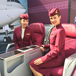 The Grove Helps Bring Qatar Airways to LA Residents