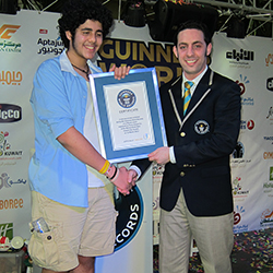 Guinness World Records Seeks Mall Hosts