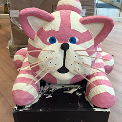 Bagpuss Draws Kids In at the Hildreds
