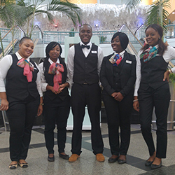 Menlyn Park Adds Concierge Ambassadors