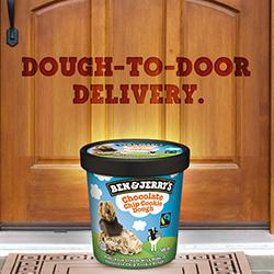 Urbery, Unilever Run #DoughToDoor Service
