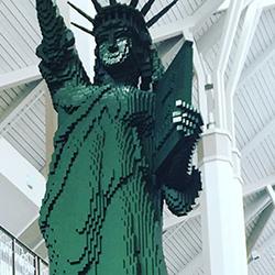 LEGO Tour Wraps Up at Alderwood Mall