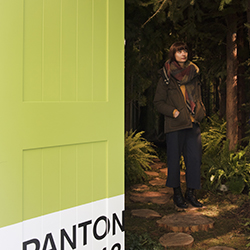 In Living Color: Pantone in London