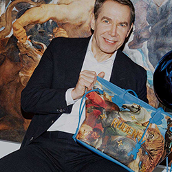 Masters of the Arts: Louis Vuitton x Jeff Koons