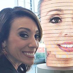 Digital Work Turns Visitors into 14ft. Sculpture