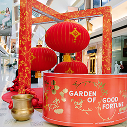 Garden City Goes Big for CNY