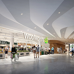 Woolworths Coming to Melbourne Square