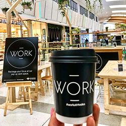 What's Next: The Mall as a Satellite Office