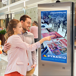 New Digital Era at Pyramid Centers