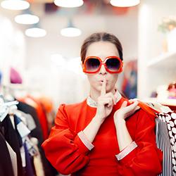 Shoppers' Little Secret Is Out