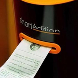 A Literature Dispenser? Klépierre Offers One