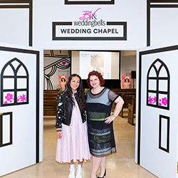 The Bells Were Ringing at This Mall Chapel