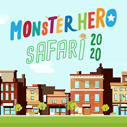 Monster Superheroes Set to Animate the High Street