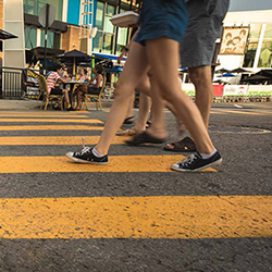 This Is the Summer for Pedestrians