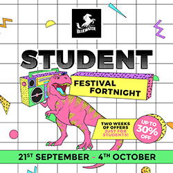 No Student Night? The Deals Remain