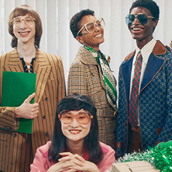 Gucci: The '90s Holiday Throwback
